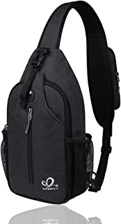 Crossbody Sling Backpack Sling Bag Travel Hiking Chest Bag Daypack