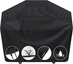 SARCCH BBQ Grill Cover,BBQ Special Grill Cover,Waterproof and UV Resistant Material Durable and Convenient,Fits Grills of Weber Char-Broil Nexgrill Brinkmann and More (58inch)