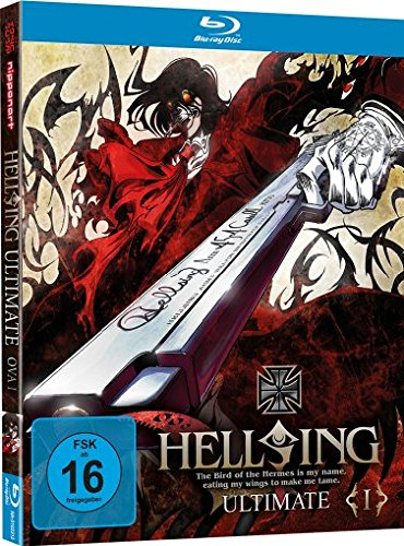 Hellsing: Ultimate - OVA - Re-Cut - Vol.1 - [Blu-ray]
