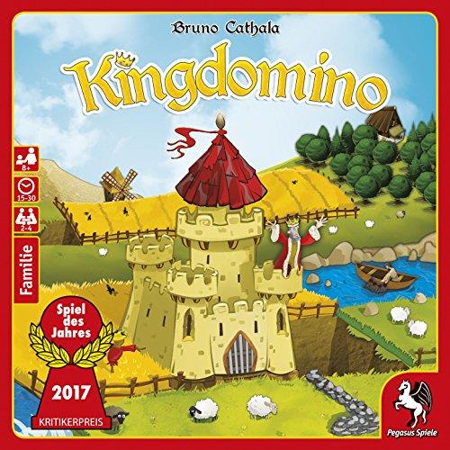 Pegasus Spiele 57104G – Kingdomino, Spiel des Jahres 2017 - 4