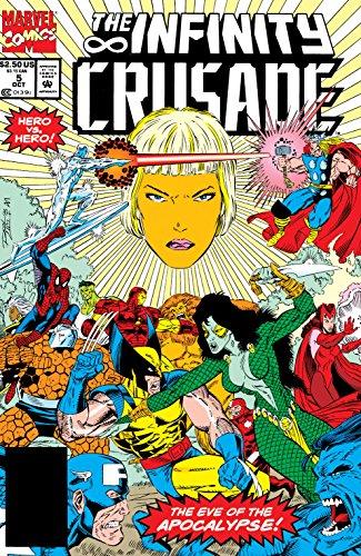 Infinity Crusade (1993) #5 (English Edition) eBook: Starlin ...