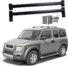 ROSY PIXEL Roof Rack Cross Bars for 2003-2011 Honda Element Top Rails Aluminum