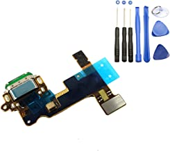 Eaglewireless USB Charging Port Dock Mic Flex Cable Replacement for LG G6 H870 H871 H872 US997 VS998 LS993+Tools