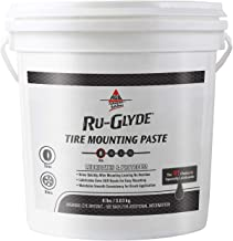 Ru-Glyde Tire Mounting Paste, Pail, 8 lb