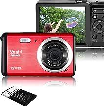 Vmotal GDC80X2 Mini Compact Digital Camera 12 MP HD 2.8 Inch TFT LCD Screen Camera for Kids / Children / Beginners / Elder...