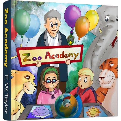 La Leçon d'Histoire de M. Kahn - Volume 1 (Zoo Academy - Français)