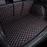 Lxzy para Mazda CX-5 CX5 2017-2021,Coche Cuero Alfombrillas para Maletero Bandeja Funda Maleteros Impermeable Protector Alfombra Forro Interior Accesorios