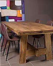 Amazon.it: tavolo legno grezzo