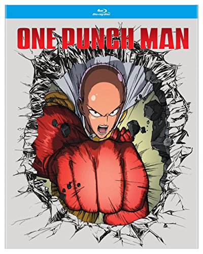 One - Punch Man Standard Edition (BD) [Blu-ray]