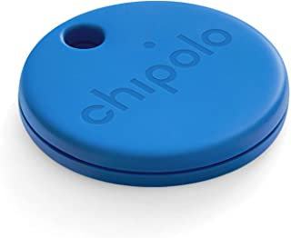 Chipolo ONE (2020) - Loudest Water Resistant Bluetooth Key Finder (Blue)