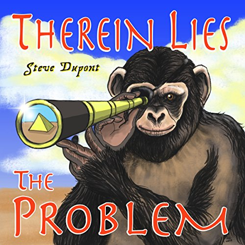 Therein Lies the Problem audiobook cover art