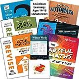 Tarquin Kit de aprendizaje en casa - Diversión para edades de 14 a 16 años (mejorado)