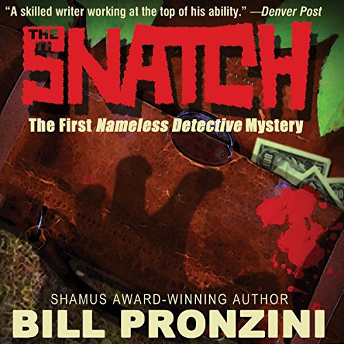 The Snatch audiobook cover art