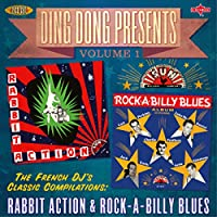 Vol. 1-Ding Dong Presents Rabbit Action Rock