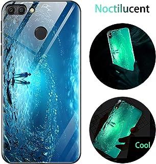 26ecd5f600a Funda Huawei Honor 9 Lite, Luminosa Silicona Funda para Huawei Honor 9  Lite, Carcasa