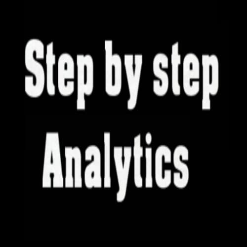 Step by Step Analytics