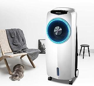 XSJZ Refrigerador Portátil de Aire Acondicionado, 96 Cm de Altura Control Remoto Remoto del Cuerpo Ventilador de Refrigeración Humidificación del Dormitorio En El Hogar Pequeño Acondicionador de Aire