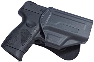 Tactical Scorpion Gear Thumb Release Level II Polymer Holster: Fits Beretta APX Full Size 9mm.40 and Combat (Not for Compact)