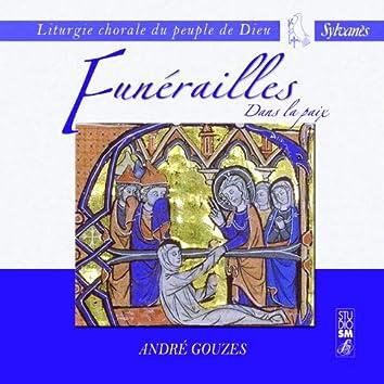 Liturgie chorale du peuple de Dieu: Funérailles dans la paix