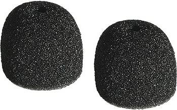 Sennheiser Foam Replacement Eartips Sleeves for SET830, SET840, SET900 TV Listening Headphones System - 10 Pack (5 Pairs)