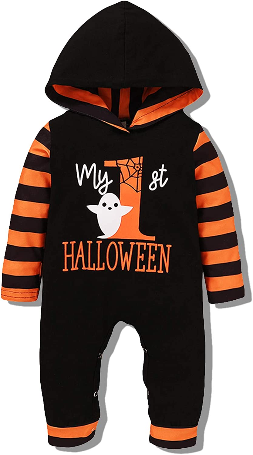 WYFC Halloween SEAL limited product Baby Girl Romper H Clothes Max 82% OFF Unisex