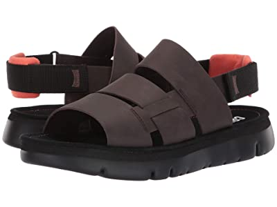 Camper Oruga Sandal K100470 (Dark Brown 1) Men