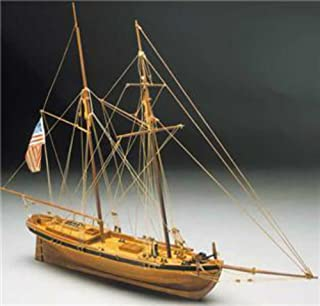 Mantua Achilles - Model Ship Kit
