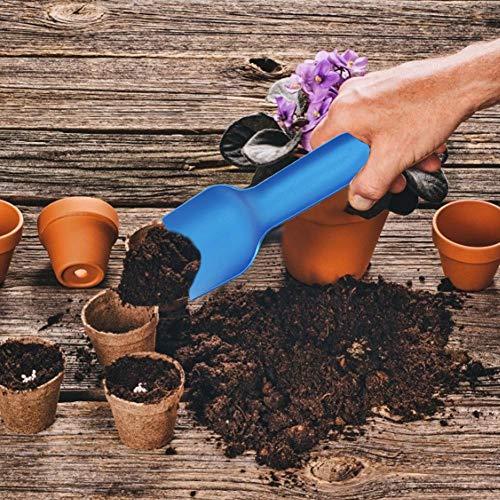 Herramientas De Jardinería, Mini Trowel Hand Shovel De Aluminio Pala De Mano Herramientas De Jardín para Trasplante De Excavación De Siembra De Suelo, Mini Herramientas De Jardín Portátiles