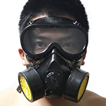 heisenberg gas mask
