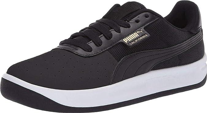 PUMA Mens California Lace Up Sneakers