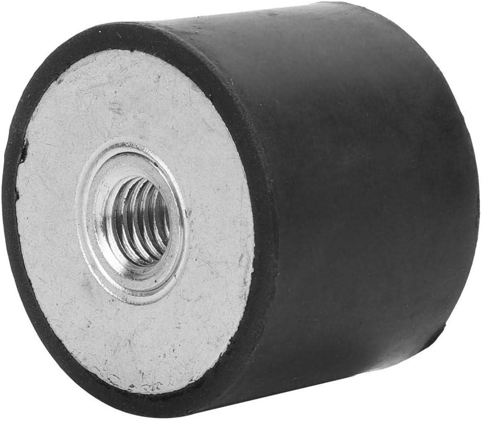 DE40*30 M10 4 pcs Amortisseurs Filetage Femelle en Caoutchouc Monter Amortisseur Roulement en Caoutchouc Anti Vibration Cylindre