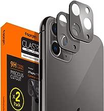 Spigen Camera Lens Screen Protector [2 Pack] designed for...