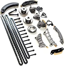 Mango S Engine Timing Chain Kit 9-0753S for Chevrolet Buick Pontiac Cadillac Saturn 3.6L 3.0L