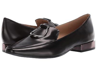 Naturalizer Corrine (Black Brush Off Leather) Women