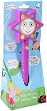 Ben and Hollys Little Kingdom Hollys Magic Learning Wand for Little Hands Ages 4 - 10