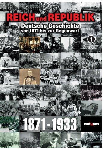Deutsche Geschichte von 1871 bis zur Gegenwart: 1871-1933