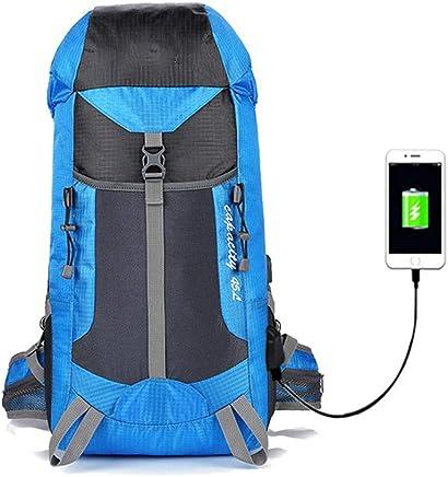 JM- Outdoor Rucksack Leichter Reiserucksack Outdoor Bergsteigen Wandern Daypack mit strapazierf&au ;higem und wasserdichtem Material B07NST2X48 | Qualitätsprodukte