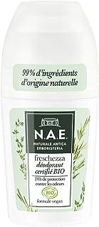 N.A.E. - Déodorant 24h de protection contre les odeurs - Certifié Bio - Rafraîchissant - Freschezza - 99% d'ingrédients d'...