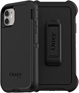 Otterbox - Defender Series Screenless Edition Case - Black (iPhone 11) - (Pack of1), 77-62768