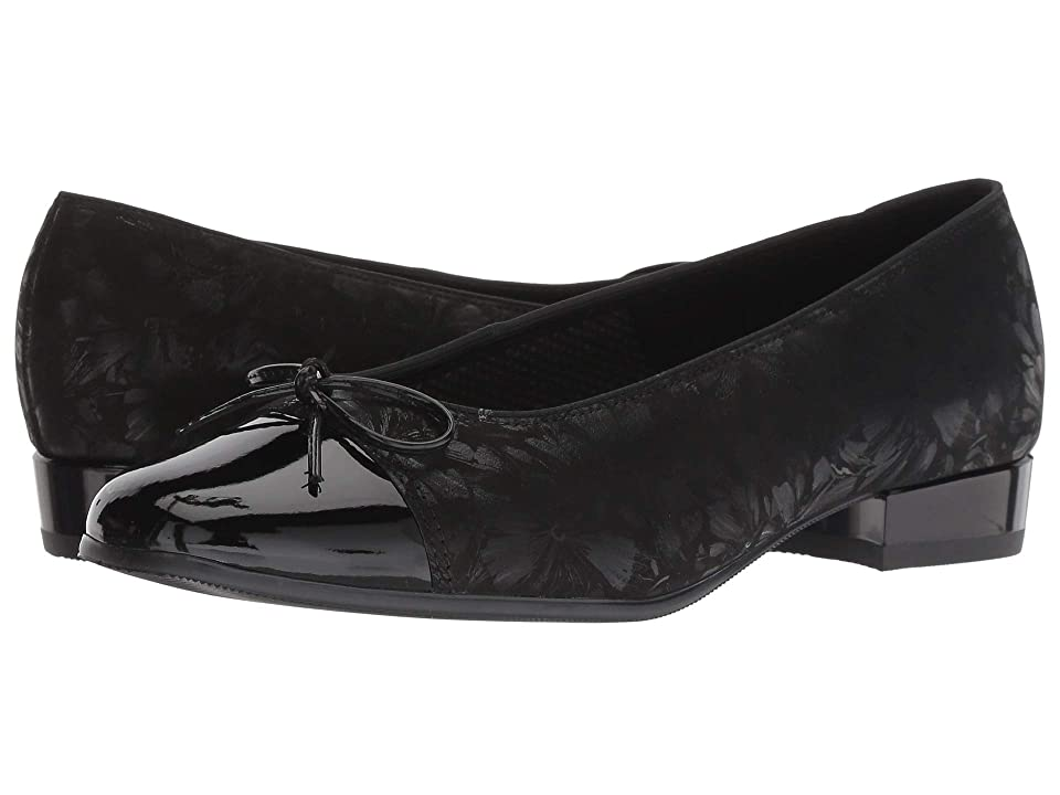 ara Bel (Black Dragonfly/Patent Toe) Women