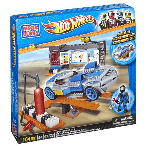 Hot Wheels - Pit Stop (Mega Brands 91722)