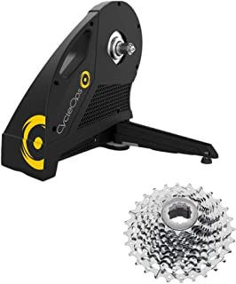 CycleOps Hammer Direct Drive Smart Trainer, Bluetooth and ANT+ Compatible, Includes 11 Speed Cassette SRAM/Shim