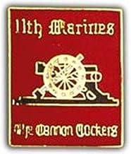 U.S. MARINES, USMC 2ND- Original Artwork, Expertly Designed PIN
