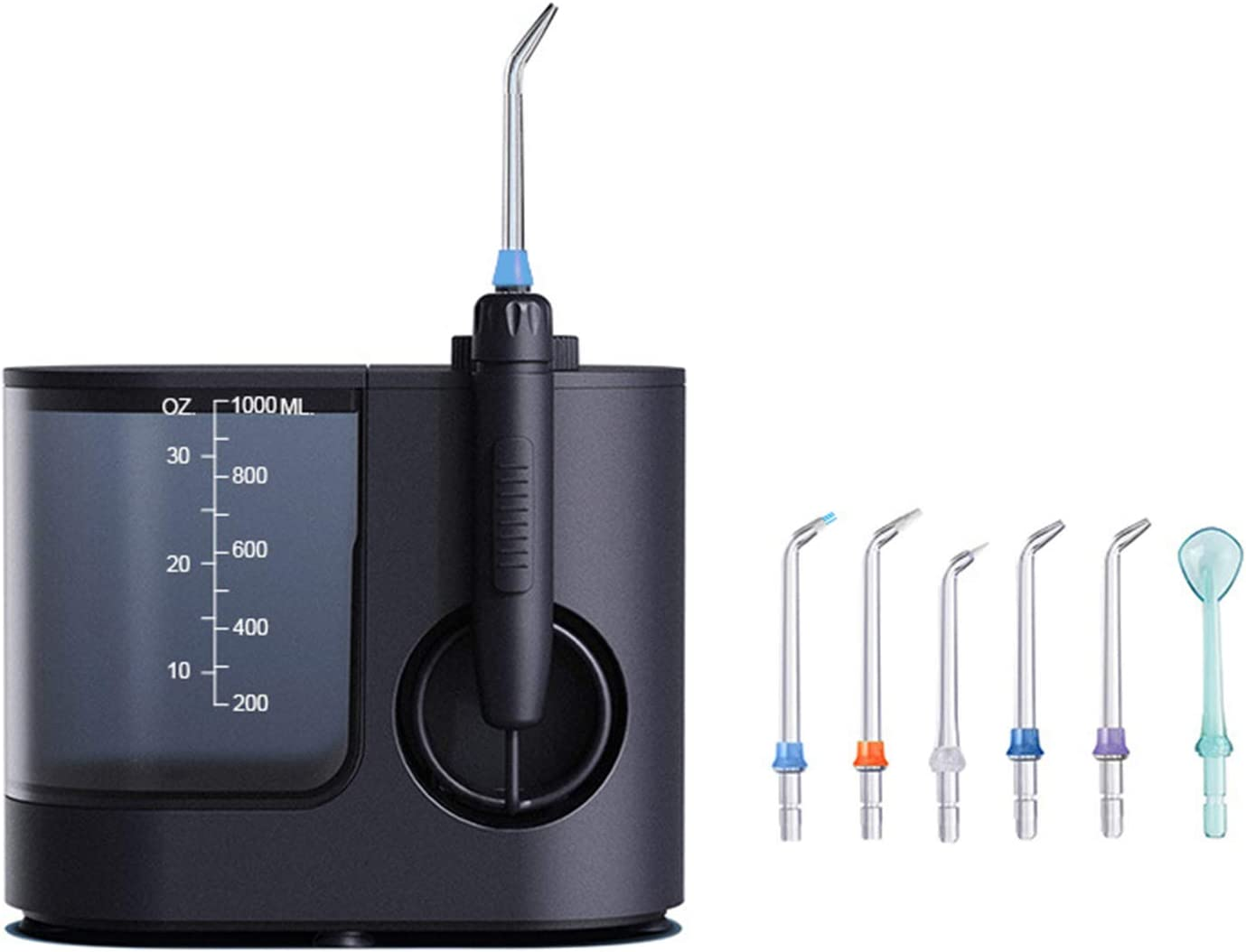 AWJK Water Flosser Max 81% OFF for Teeth Ora 1000ML All stores are sold Portable Flossers