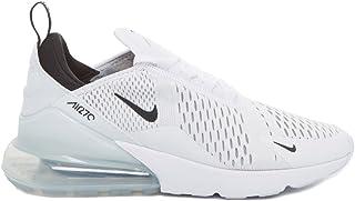 Nike Men's AIR MAX 270, White/Black-White