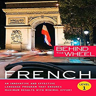 Behind the Wheel audiobook cover art