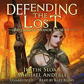 Defending the Lost: A Kurtherian Gambit Series audiobook cover art
