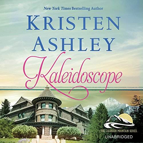 Kaleidoscope audiobook cover art
