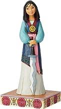 Enesco Disney Traditions by Jim Shore Princess Passion Mulan Figurine, 7.25 Inch, Multicolor