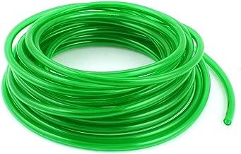 5m 16.4ft 6mmx4mm neum/ático de poliuretano PU Manguera Tubo Tubo Verde Claro